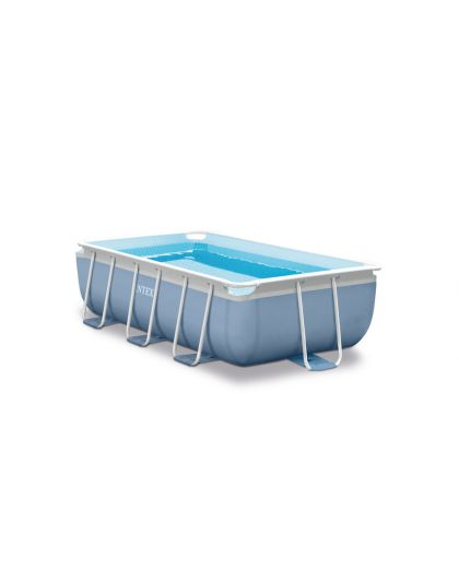 Frame Pool Set Prism Quadra 488 x 244 x 107 cm